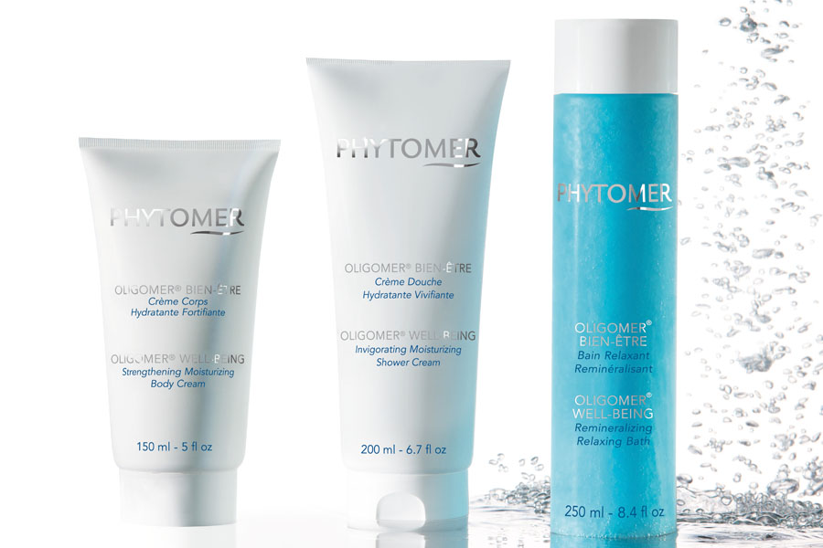 Phytomer skin care products ©phytomer